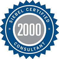 Siebel 2000 Certified