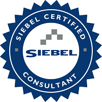 Siebel 99.5 Certified
